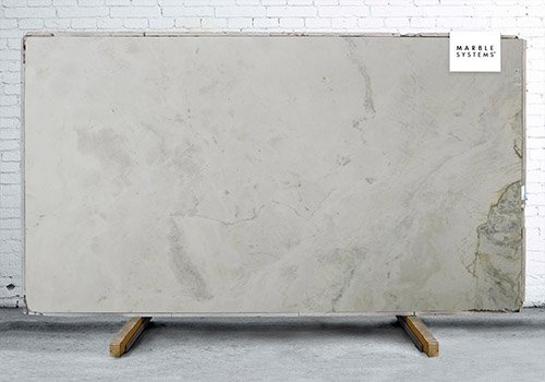 Arctic Mirage Polished Soft Quartzite Slab Random 1 1/4