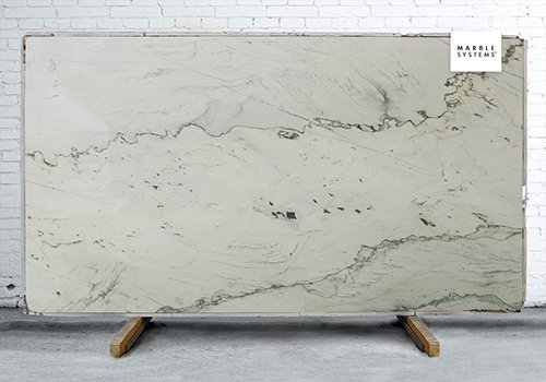Calacatta Giotto Polished Quartzite Slab Random 1 1/4
