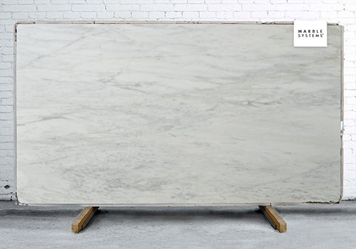 Calacatta Gold Leather Marble Slab Random 1 1/4