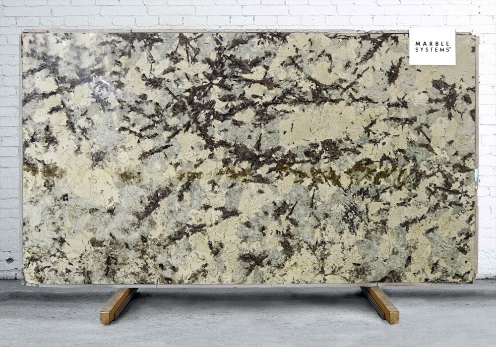 Tourmaline Polished Granite Slab Random 1 1 4