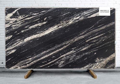 Copacabana Leather Granite Slab Random 1 1/4