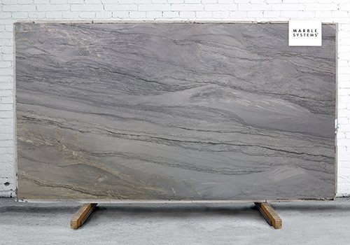 Smoky Leather Quartzite Slab Random 1 1/4