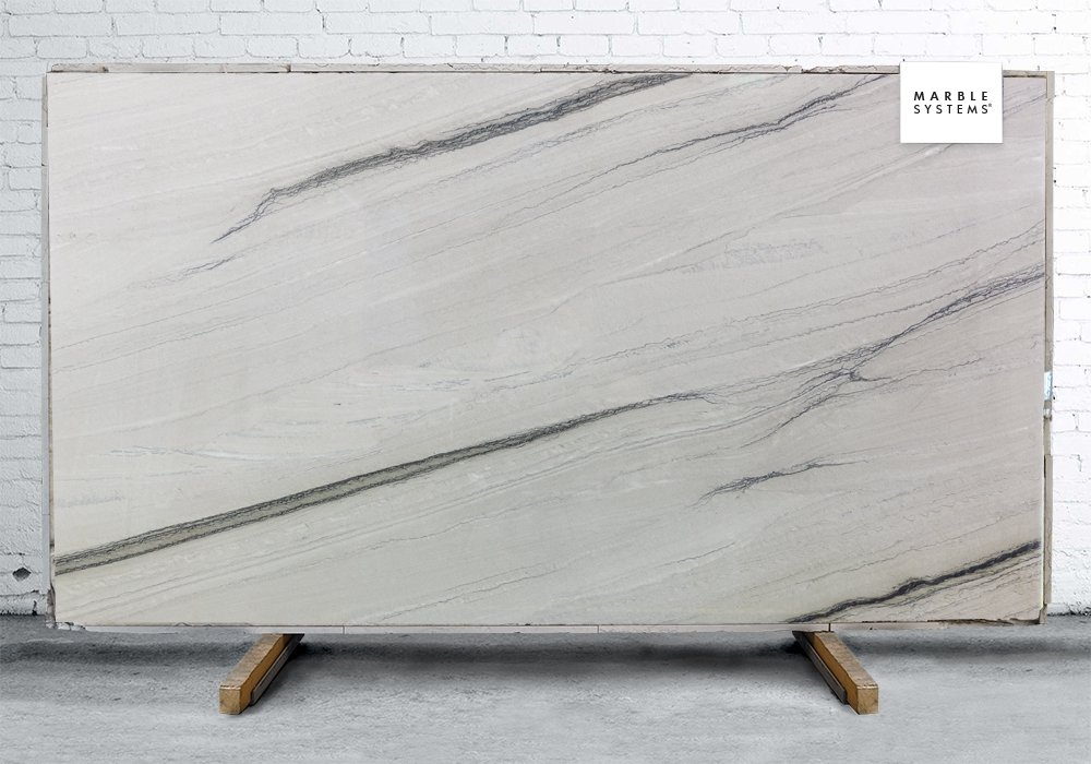CHATEAU GRAY POLISHED QUARTZITE SLAB SL90956-93053-1-10