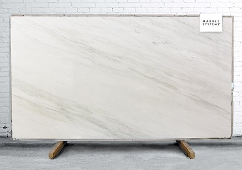 Calacatta Bella Polished Marble Slab Random 3/4