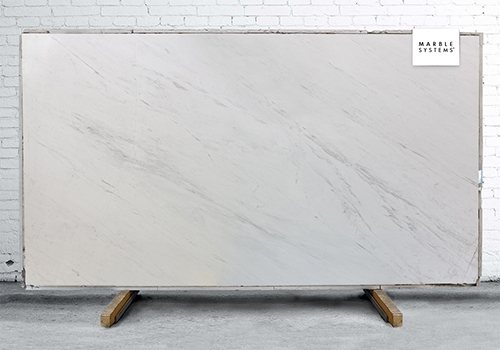 Bianco Venus Polished Marble Slab Random 1 1/4
