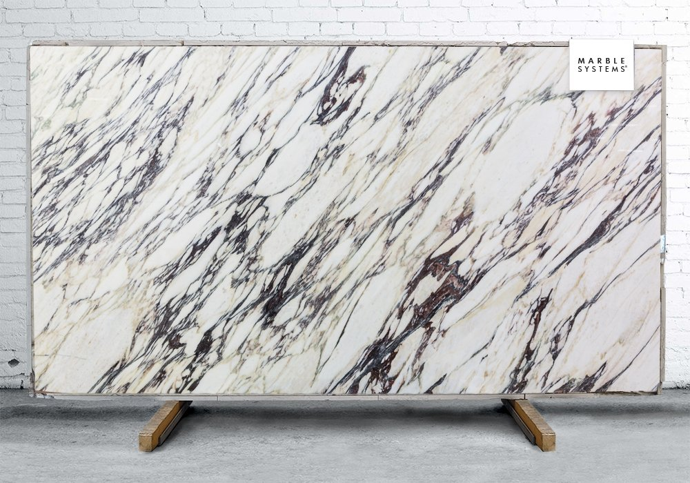 CALACATTA MONET POLISHED MARBLE SLAB SL91018-04357-1-7