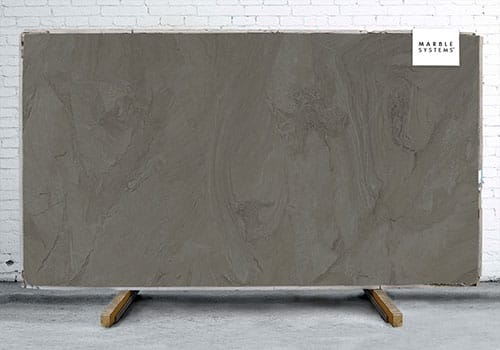 Domos Gray Polished Porcelain Slab 47 1/4x94 1/2