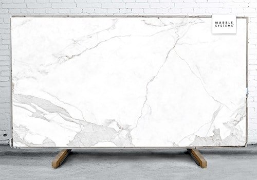 Estatuario E01 Silk Sintered Stone Slab 125x63