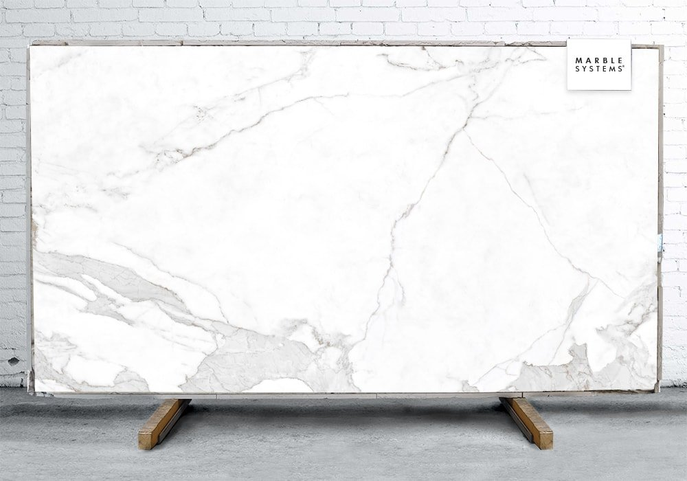 ESTATUARIO E01 SILK SINTERED STONE SLAB WNE10119