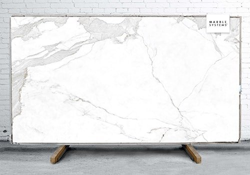 Estatuario E01r Silk Sintered Stone Slab 125x63
