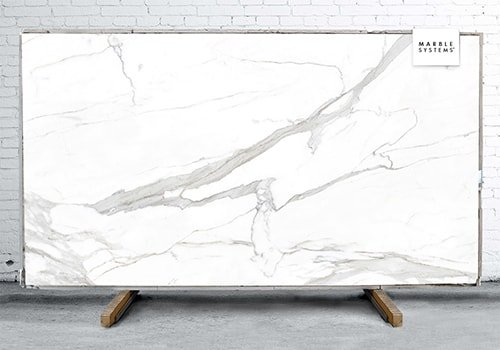 Estatuario E05 Silk Sintered Stone Slab 125x63