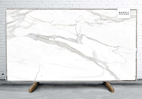 Estatuario E05r Silk Sintered Stone Slab 125x63