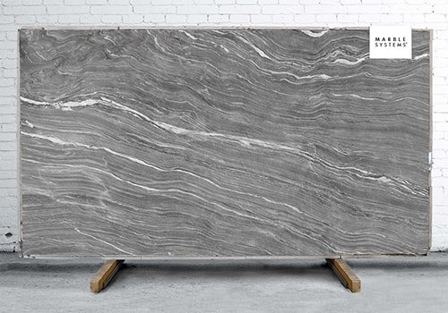 Mar Del Plata Riverwashed Sintered Stone Slab 125x63
