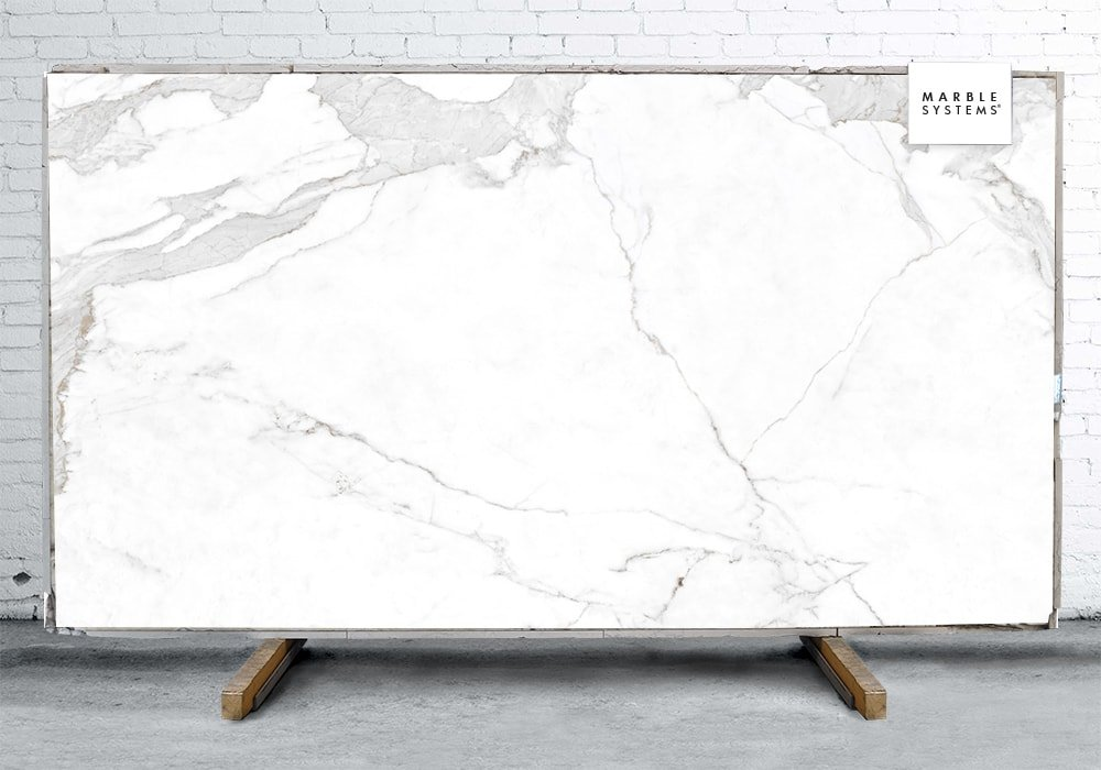 ESTATUARIO E01R POLISHED SINTERED STONE SLAB WNE10135