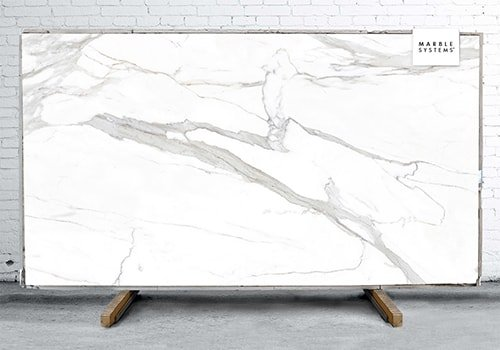 Estatuario E05r Polished Sintered Stone Slab 125x63