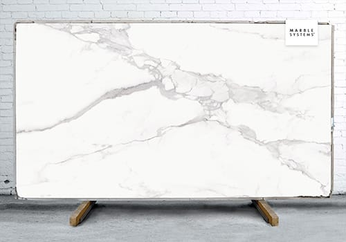 Calacatta A Natural Porcelain Slab 64x128