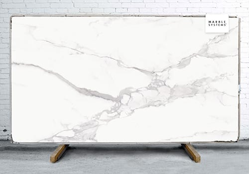 Calacatta B Natural Porcelain Slab 64x128