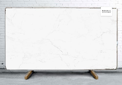Altissimo White Natural Porcelain Slab 64x128