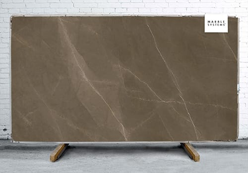 Amani Brown Lappato Lucido Porcelain Slab 64x128