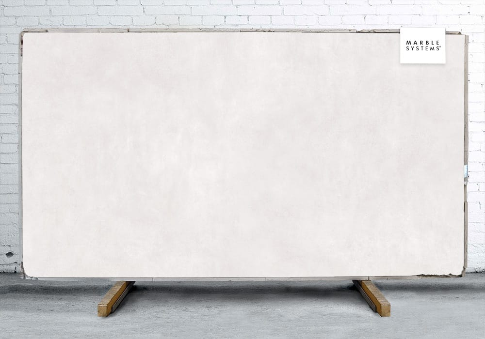 CONCRETE WHITE NATURAL PORCELAIN SLAB YEM00944