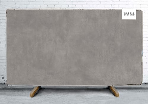 Concrete Dark Grey Natural Porcelain Slab 64x128