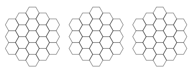 The Hexagon as a Trending Shape - Marble System Inc.