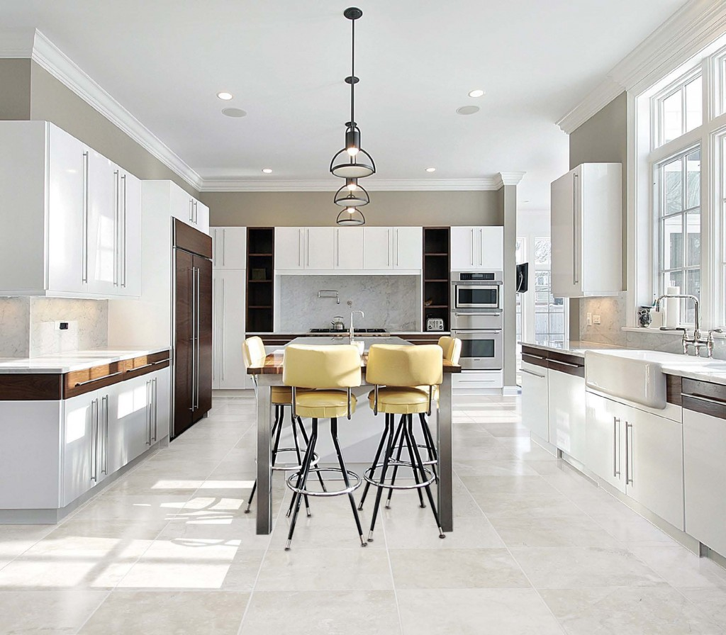 Houzz Home Design Ideas: Houzz: Fall Kitchen Trends 2013