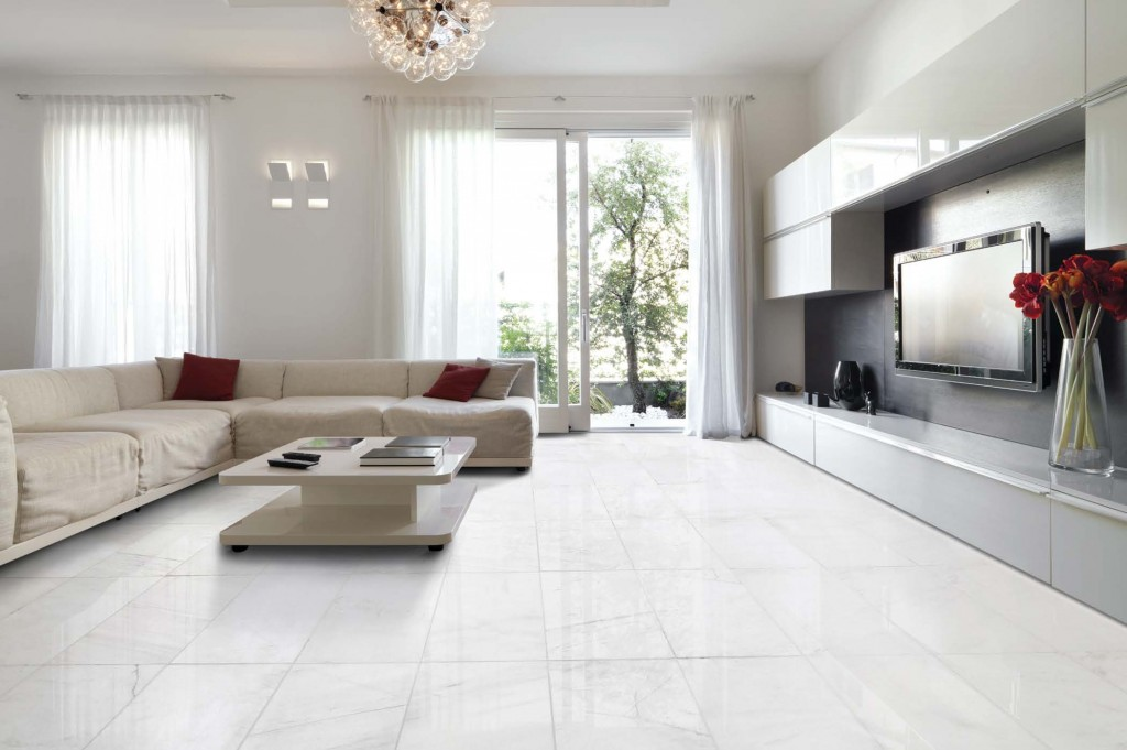 White On White In Stone Design Trends Marble System Inc