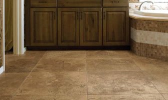 Cleaning Protecting Travertine