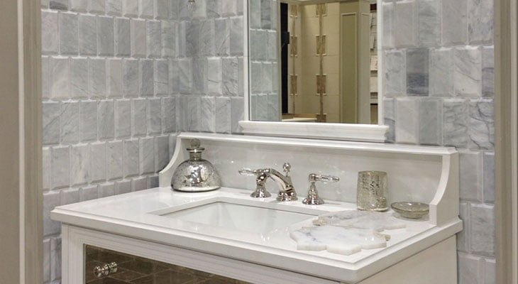 Fairfax Tile Store Marble Systems
