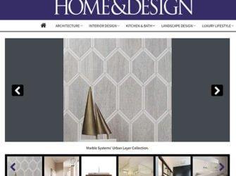 HomeAndDesign Feature September