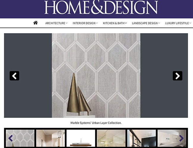 HomeAndDesign Feature September