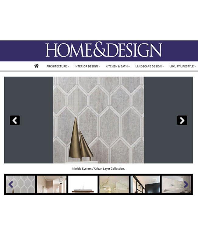 home amp design magazine i september 2016 marble system inc