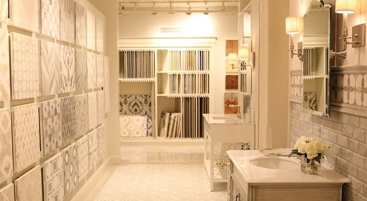 Marble Systems San Francisco Tile Showroom