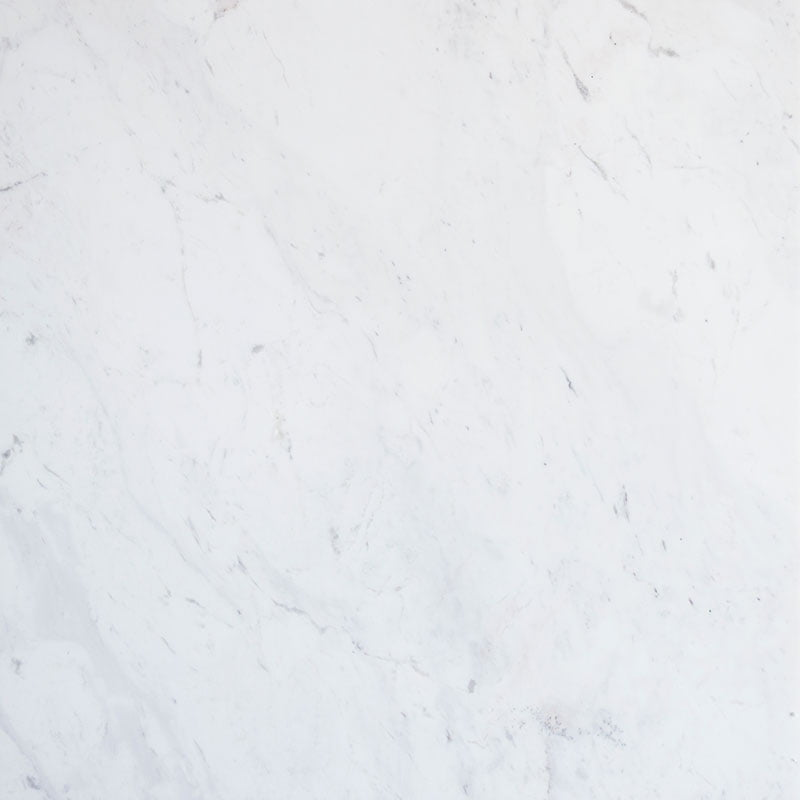 Volakas Marble Tile Has A Neat Range From Off White To Semi With Fine Light Grey Veining