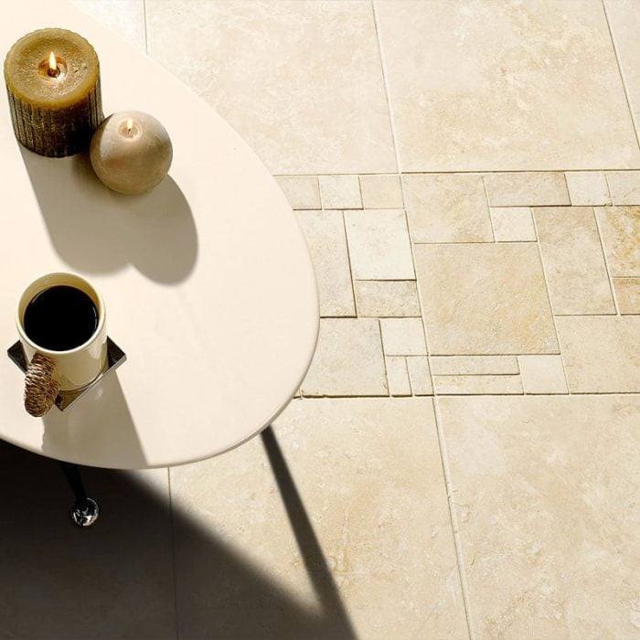 Travertine or Limestone