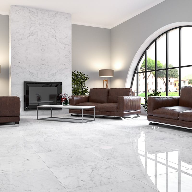 Calacatta Royal Marble Polished Collection