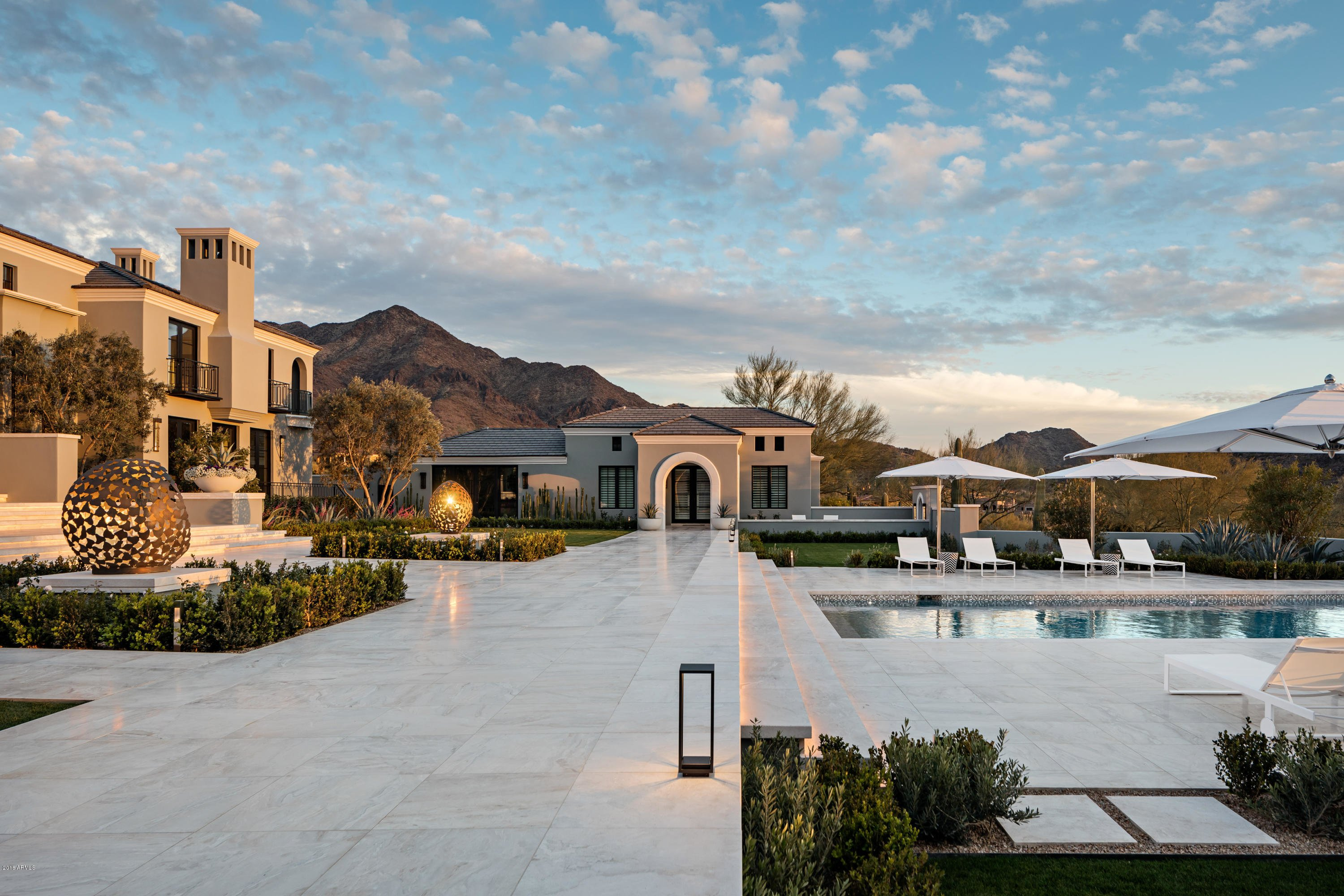 Luxury Homes By Marble Systems