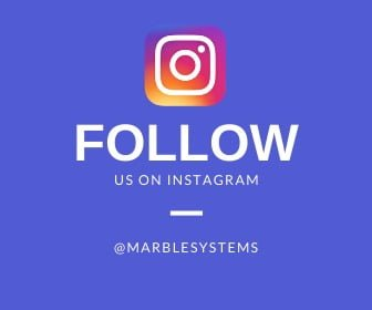 Marble Systems Instagram