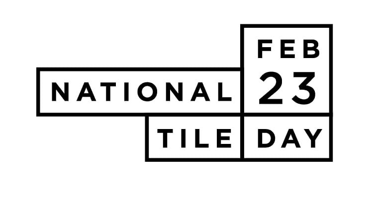 national tile day